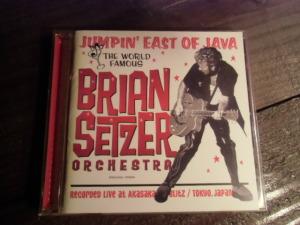 Junpin' East Of Java / Brian Setzer Orchestra