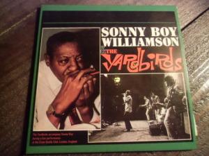 Sony Boy Williamson & The Yardbirds