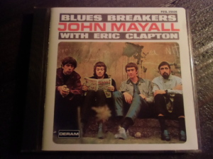 John Mayall & The Blues Breakers With Eric Clapton