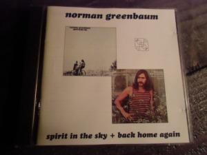 Spirit In The Sky ('69) / Back Home Again ('70)