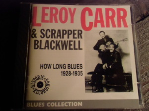 How Long Blues 1928-1935