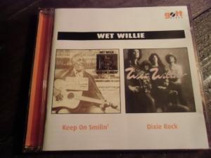 Keep On Smilin' ('74)  /  Dixie Rock  ('75