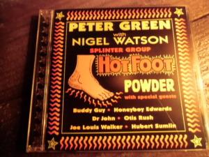 Hot Foot / With Nigel Watson