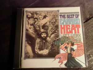 Let's Work Together ( The Best Of Canned Heat)