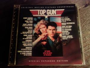 Top Gun Original Motion Picture Soundtracks