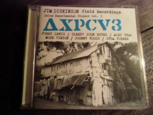 Field Recordings AXPCV 3