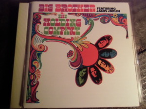 Big Brother And Holding Company Featuring Janis Joplin
