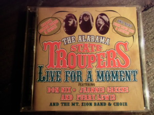 The Alabama State Troupers Live For A Moment