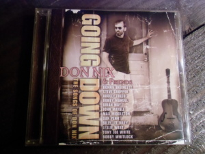 Going Down - The Songs Of Don Nix
