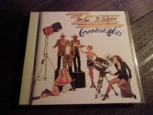 Z Z Top's Greatest Hits