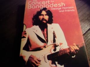 The Concert For Bangla Desh DVD